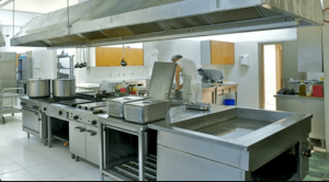 commercial kitchen cleaning balmain