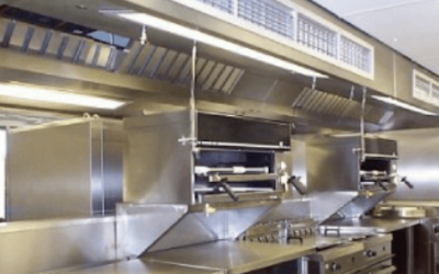 commercial kitchen cleaning Castle Hill