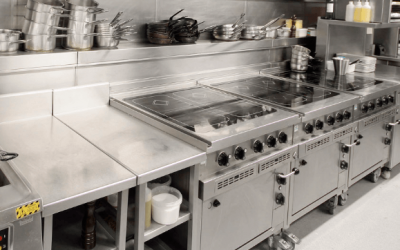 Commercial Kitchen Cleaning Parramatta