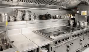 commercial kitchen cleaning rouse hill