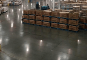 warehouse cleaning revesby