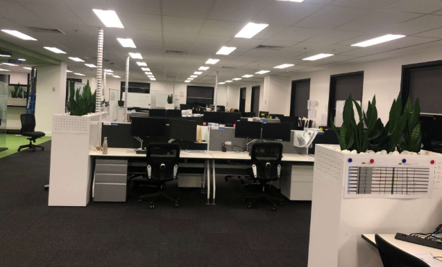 Commercial Office Cleaning Docklands