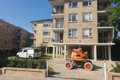 strata cleaning rouse hill