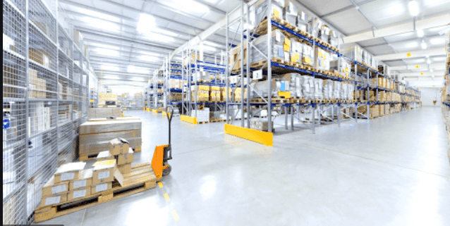 Warehouse Cleaning Camden