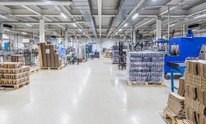 warehouse cleaning parkville