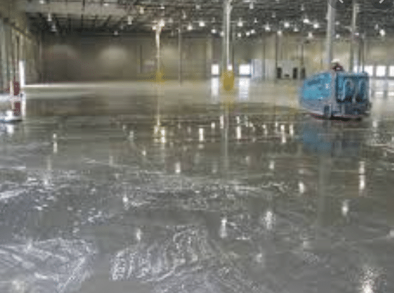 warehouse cleaning prestons