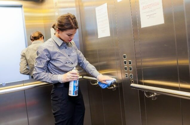commercial office cleaning North Sydney