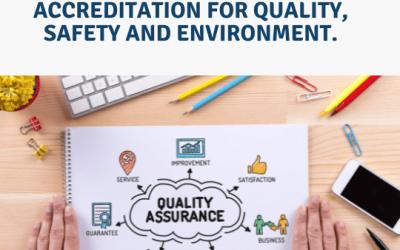Benefits of ISO Accreditation